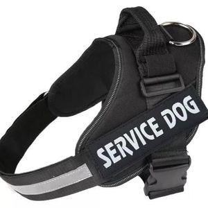Service Dog Harness Black Vest for Sale in Hudson, FL