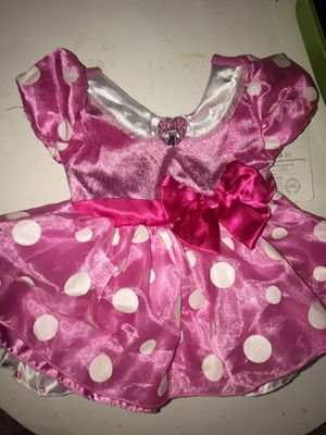 Minnie Mouse dress 12-18 months for Sale in La Mesa, CA
