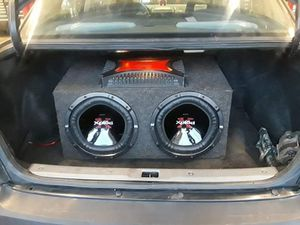 Car audio sound system for Sale in Orlando, FL