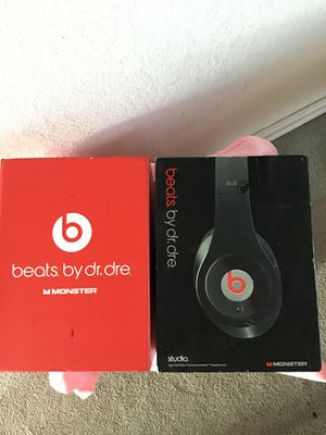 Beats By dr. Dre Studio for Sale in Westminster, CA