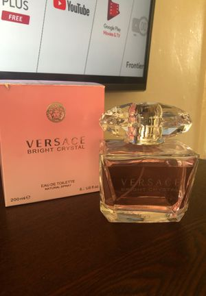 Versace bright crystal perfume for Sale in Long Beach, CA