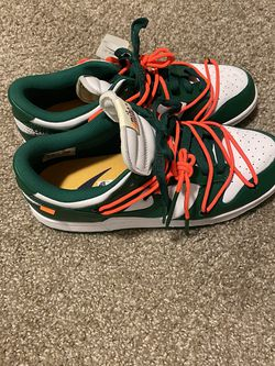 Off White Dunk Pine Green for Sale in Columbus,  OH