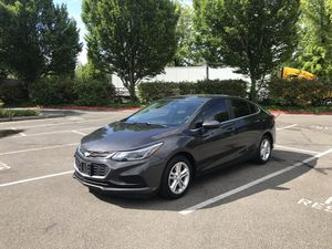 2017 chevy cruze ( 59k miles ) for Sale in Kent, WA