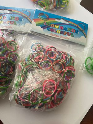 Loom bands Rubberbands for Sale in Los Angeles, CA