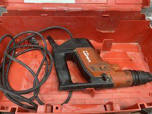 Hilti TE 5 hammer Drills for Sale in College Park, MD