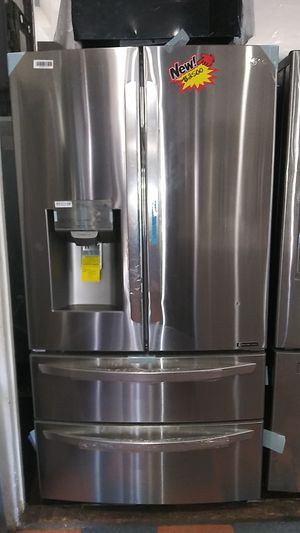 New Lg 4 Door Stainless Refrigerator for Sale in Corona, CA