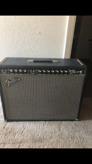 65 fender twin reverb for Sale in Payson, AZ