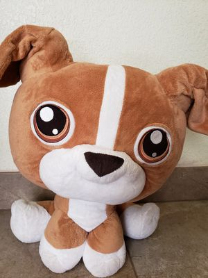 Big Littlest Pet Shop Brown Puppy for Sale in El Paso, TX