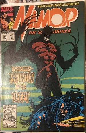 Namor, The Sub-Mariner, Edition# 35 Namor, The Sub-Mariner, Edition# 35 for Sale in Rensselaer, NY