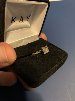 14 kt gold diamond ring for Sale in Spring, TX