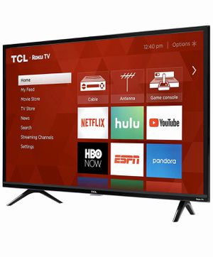 TCL 49 Inch 1080p Smart Roku LED TV (2019) for Sale in Tampa, FL