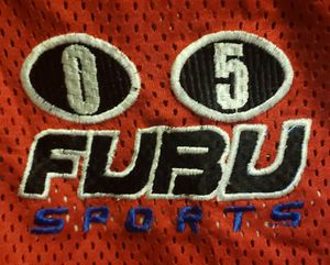 FUBU SPORTS jersey shirt size XL for Sale in Takoma Park, MD