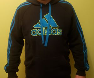 Adidas hoodie size L for Sale in Buffalo, NY