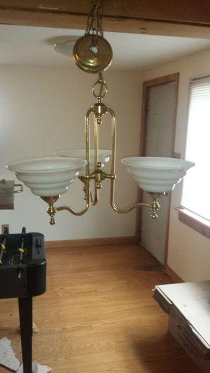 Light fixture for Sale in Harvard, MA