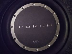 Rockford P2 punch 10 inch scorpion box! 800 watts! $80 for Sale in Portland, OR