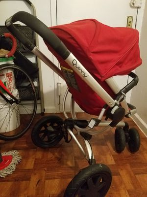 2013 Quinny Buzz Xtra Stroller, Red for Sale in Queens, NY