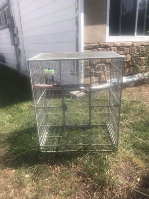 Big bird cage for Sale in Denver, CO