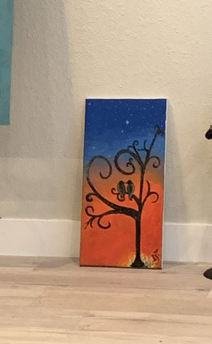 Acrylic Hand Painting for Sale in Las Vegas, NV