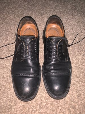 JOHNSTON & MURPHY MENS LEATHER DRESS SHOES ⭐️GREAT CONDITION & QUALITY!!⭐️ for Sale in Las Vegas, NV