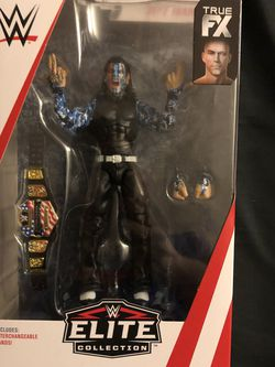 WWE Elite Series 67 Jeff Hardy Regular & Chase for Sale in Anaheim,  CA