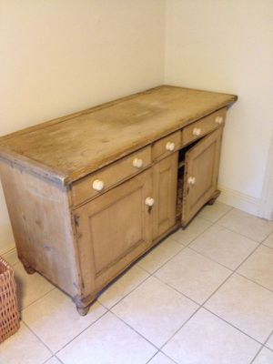 Antique cabinet from Florence for Sale in Miami, FL