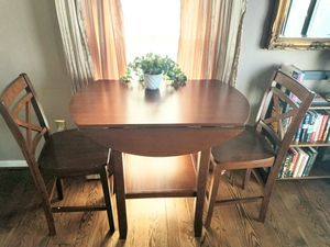 Pub Table and Chairs for Sale in Leesburg, VA