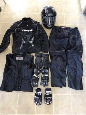 Women's motorcycle gear for Sale in Portland, OR