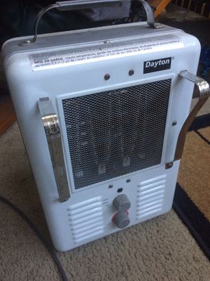 Heater for Sale in East Palo Alto, CA