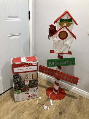 Christmas Porch Decoration for Sale in Lake View Terrace, CA