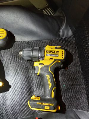 Two 20v Brand New (without box or batteries) Dewalt drills. And a 12v Brand new Milwaukee Multi Tool for Sale in Vancouver, WA