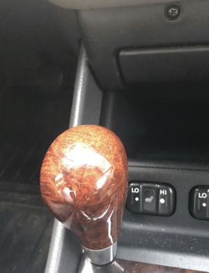 Acura OEM Wood Shift Knob. 1996-2008. for Sale in Rockville, MD
