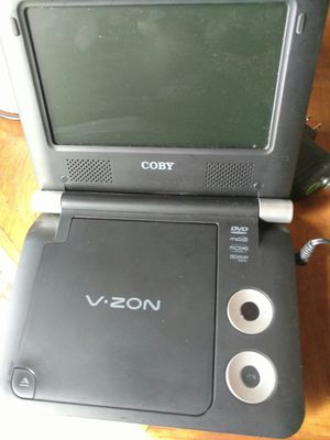 Colby portable DVD player for Sale in Prattville, AL