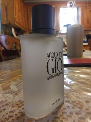 ACQUA DI GIO COLOGNE 3.4oz for Sale in Miami, FL