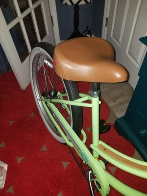Brand New! Green and wood grain bike cruiser! for Sale in Decatur, GA
