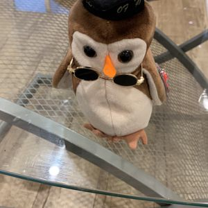 Beanie Baby Owl with 4 Errors, Rare, Brand New for Sale in Inglewood, CA