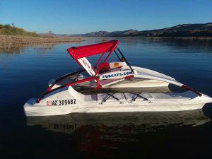 Electric Catamaran aluminum frame for Sale in Tonto Basin, AZ