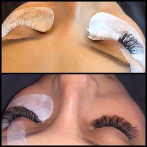Volume eyelash ext for Sale in Cerritos, CA