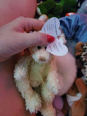 Marigold the bear TY beanie baby for Sale in Salt Lake City, UT