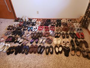 90 + pairs of shoes for Sale in Prattville, AL