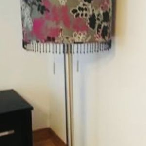 Lamp and lamp shade - room decor for Sale in Watertown, CT