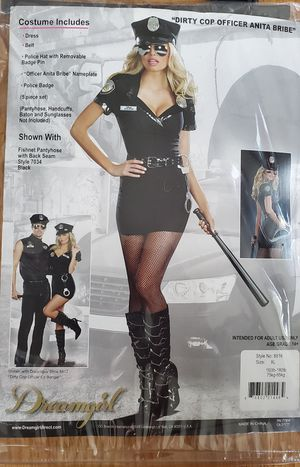 Dirty Cop Costume size XL for Sale in Seattle, WA