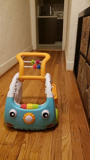 Kids toy car walker for Sale in Portland, OR
