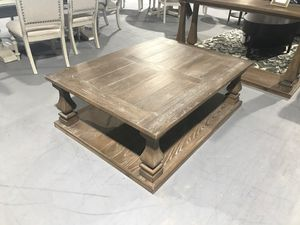Brand new. Coffee table rusitc farm house for Sale in Houston, TX