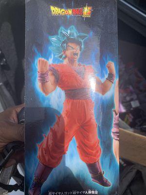 Super Saiyan Blue Goku Statue for Sale in Long Beach, CA
