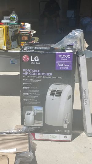 LG Portable Air Conditioner for Sale in Salt Lake City, UT