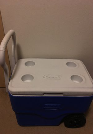 Coleman cooler for Sale in Seattle, WA