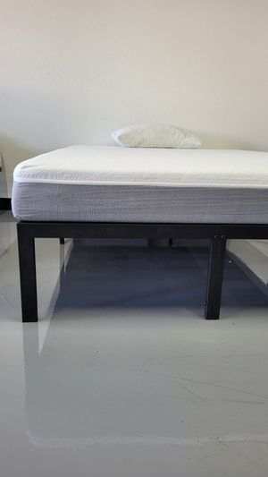"""Brand New 8"""" Firm Cooling Gel Memory Foam Mattress - Twin Full and Queen Bed In A Box 📦 for Sale in El Cajon, CA"""
