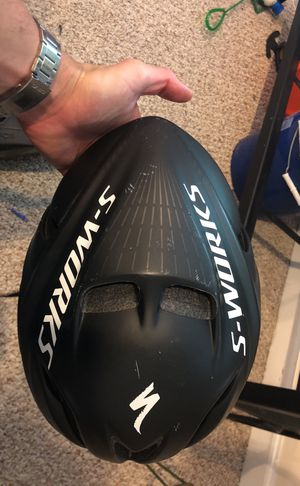 Specialized S-works Evade bicycle bike helmet. So aero you will beat all your bike buddies in a race. for Sale in Pimmit Hills, VA