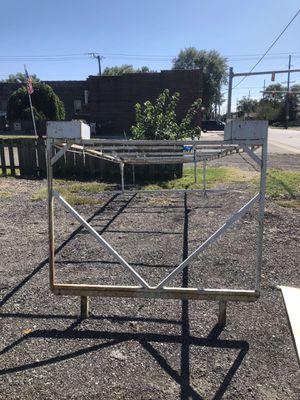 Truck rack ladder for Sale in Hammond, IN