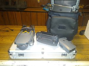 Mavic pro fly more combo drone for Sale in Parma, OH